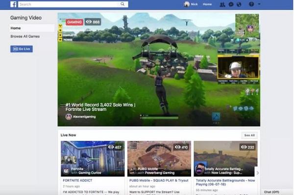 Trải nghiệm tính năng live stream trực tiếp game trên Facebook HOT nhất hiện nay