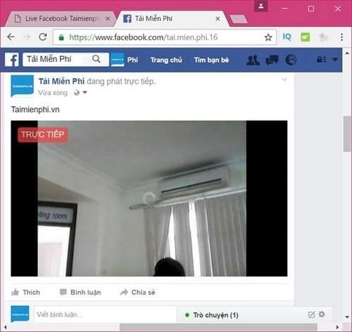 Thủ thuật Live Stream trực tiếp trên Facebook dành cho người mới