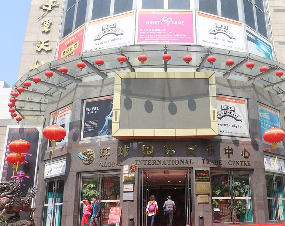 Nguồn giày livestream có thể nhập tại Quảng Châu