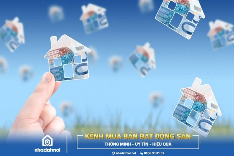Đăng tin bán nhà trên Nhadatmoi.net giúp bạn tiếp cận được nhiều khách hàng hơn với chi phí phải chăng
