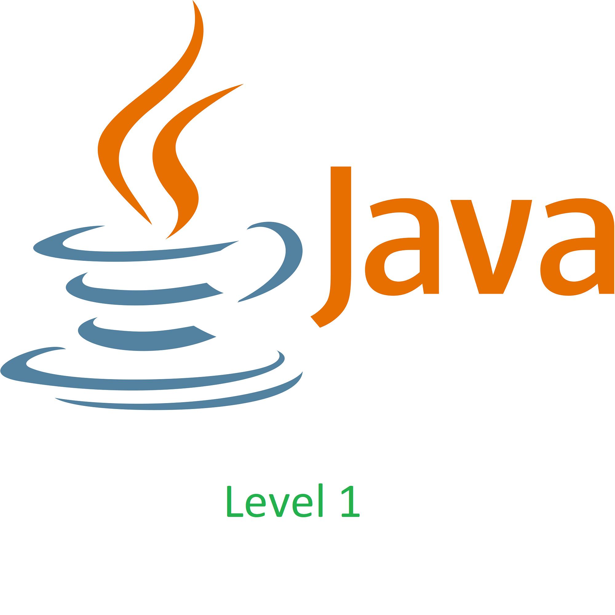 Độ tuổi từ 12 - 17: Lập trình Java level 1 | V1Study
