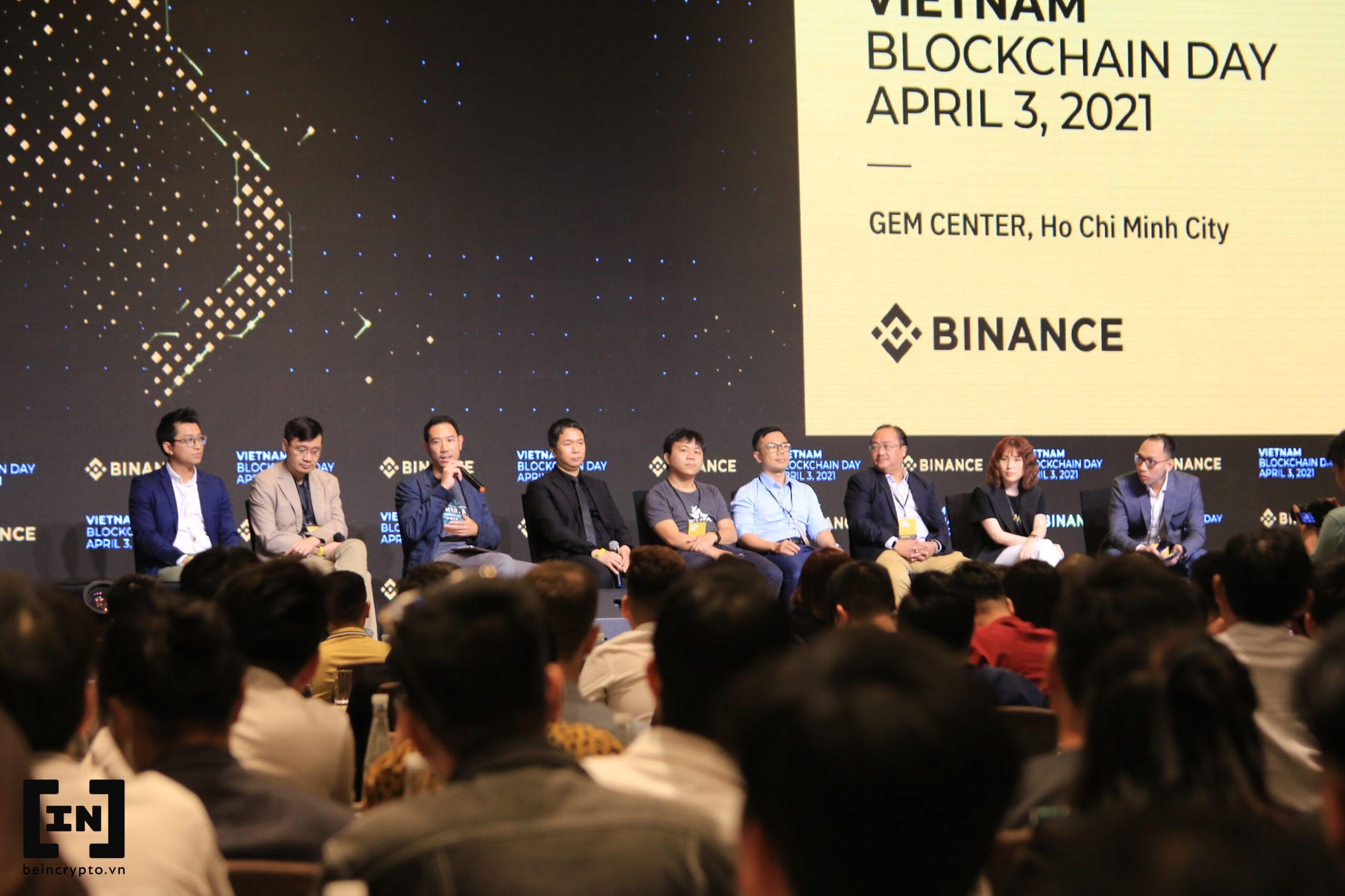 Kết thúc Việt Nam Blockchain Day: Nơi hội tụ các dự án tiềm năng - BeInCrypto Việt Nam