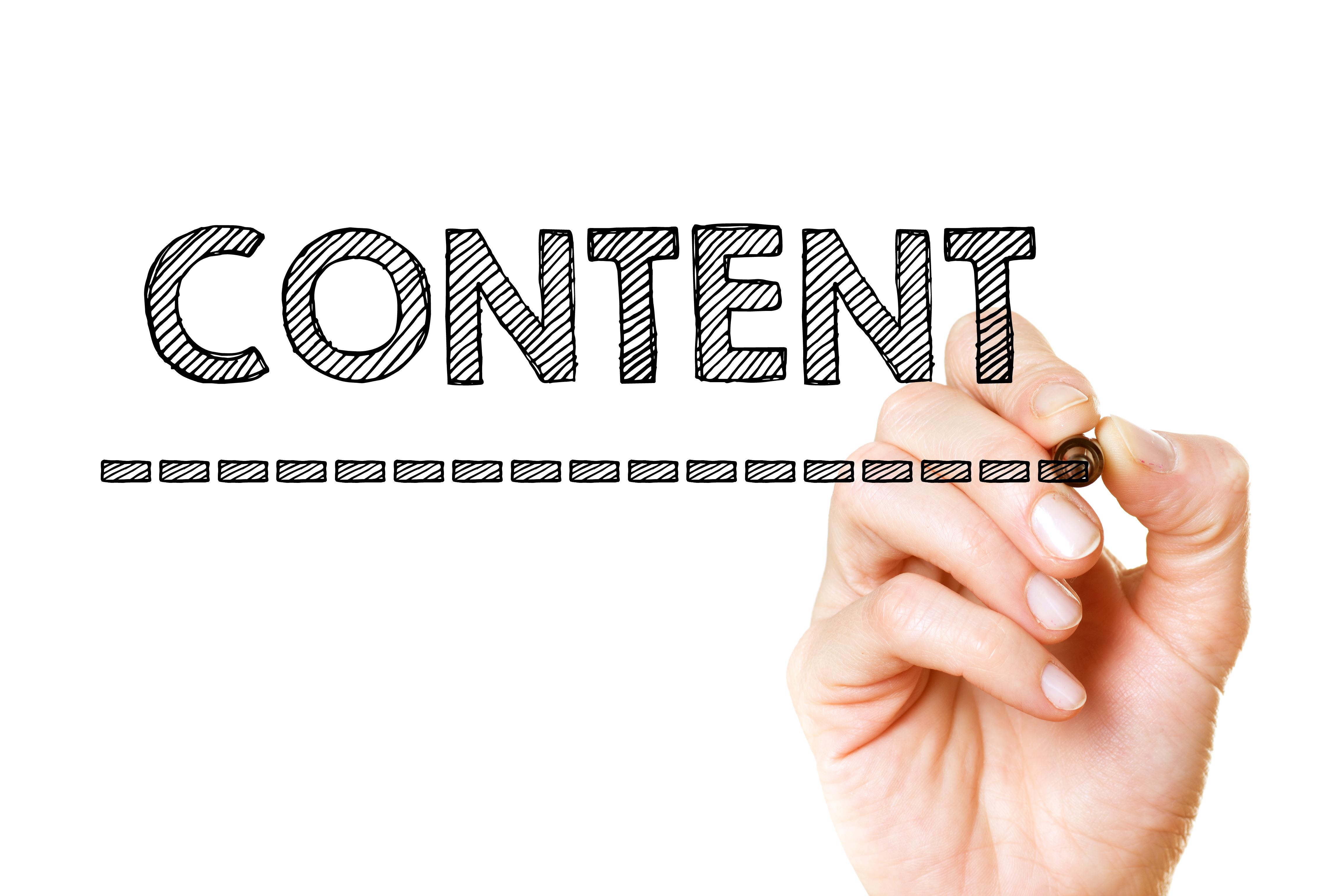 Content Curation (biên tập lại nội dung) & bẻ lái bằng tiêu đề