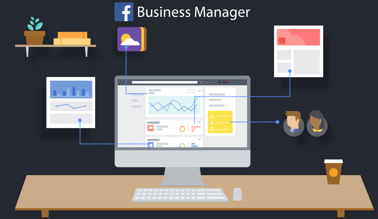How to set up Facebook Business Manager | Amazee Metrics