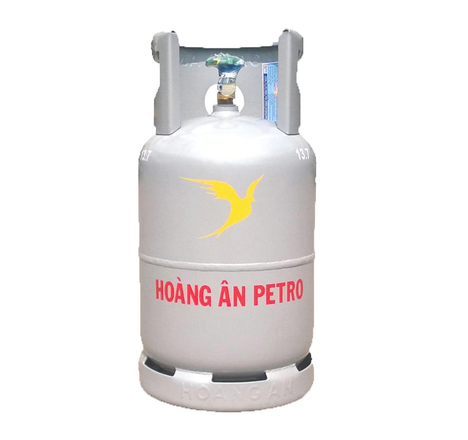 Gas Hoàng Ân Xám 12Kg CÔNG TY CỔ PHẦN GAS NĂM SAO