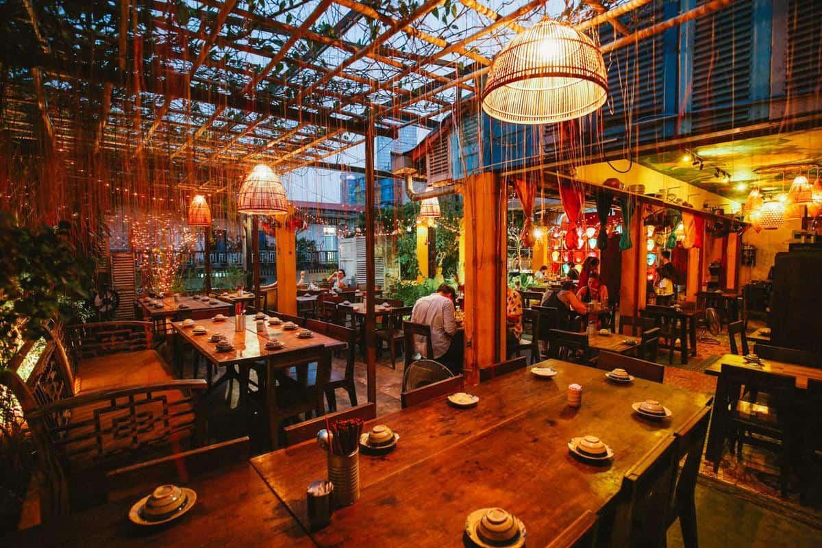 Mô hình quán ăn đông khách nhất hiện nay