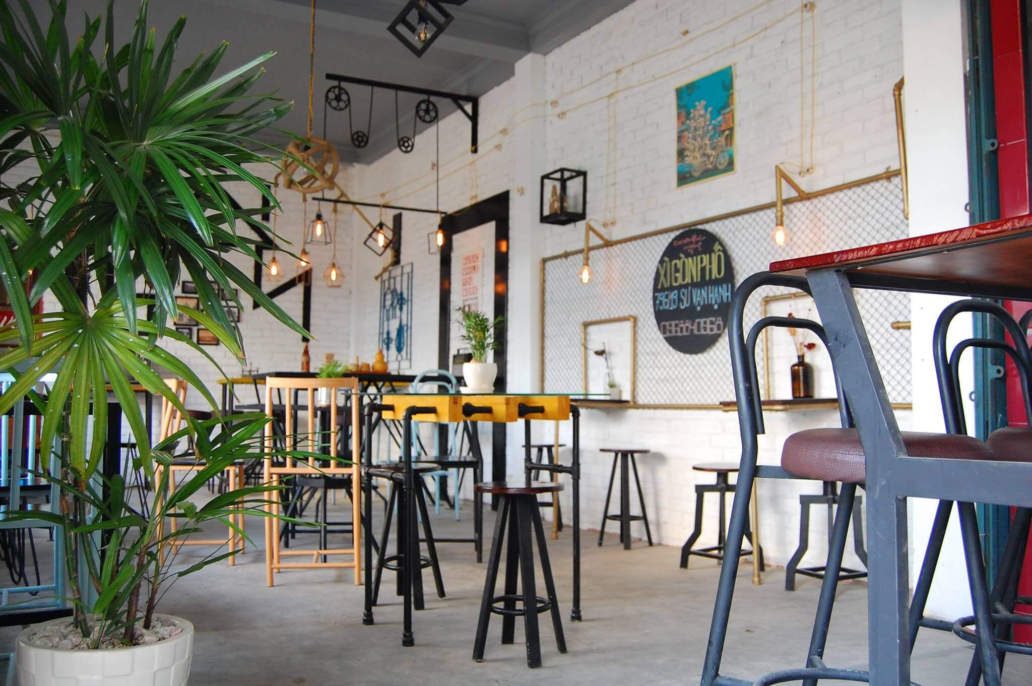 Phân bổ ngân sách mở quán cafe hiệu quả nhất