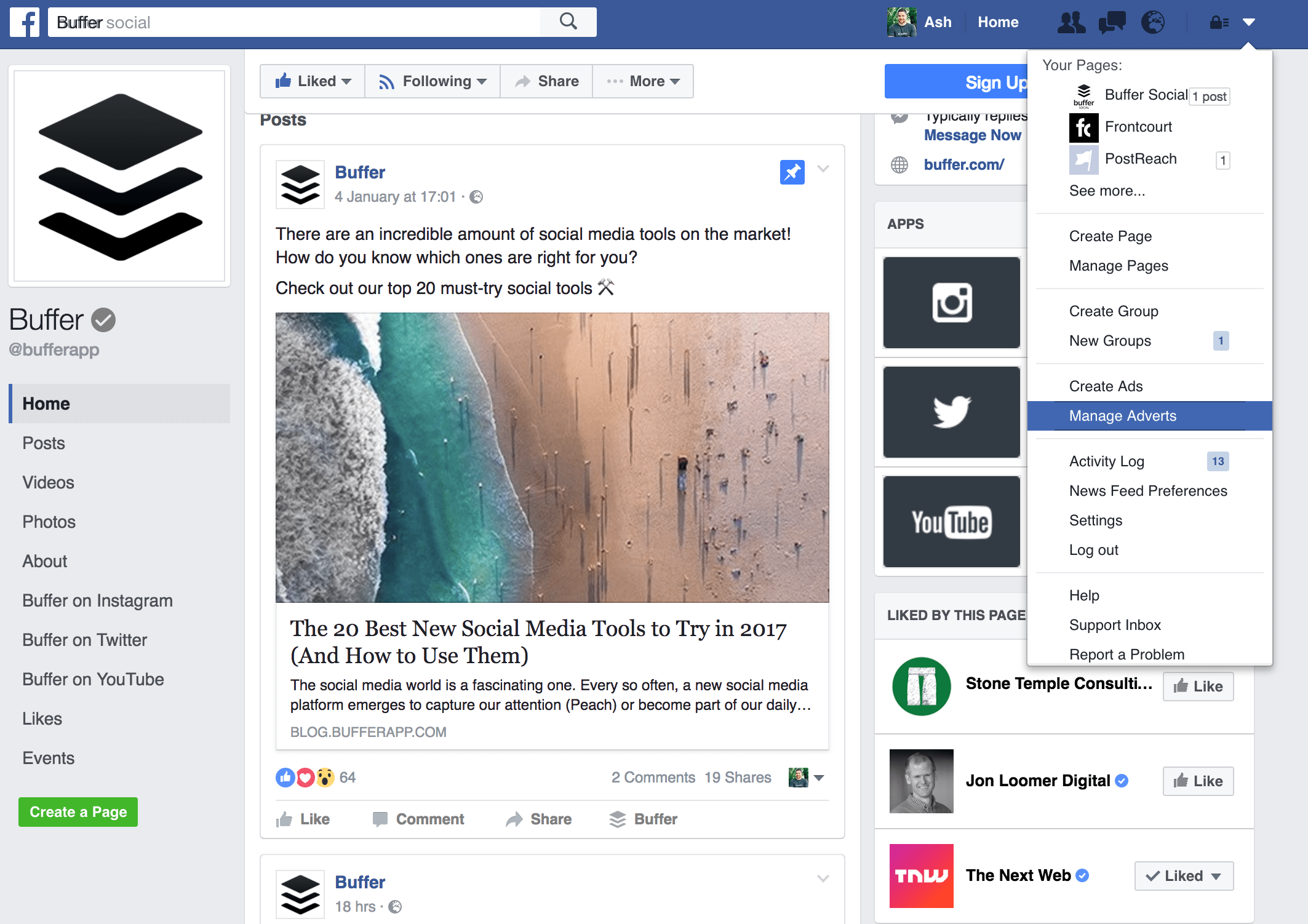 Quảng cáo Facebook Ads là gì? - Nhanh.vn