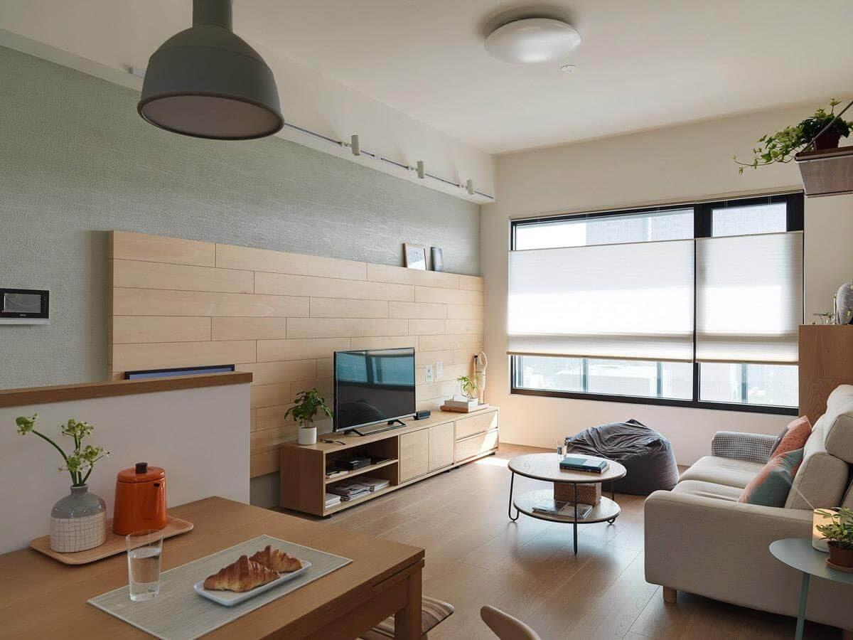 Đồ nội thất với thiết kế đơn giản nhưng vẫn đáp ứng đầy đủ công năng