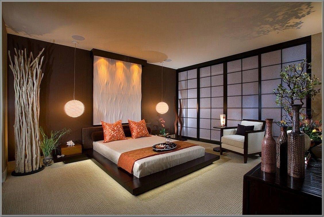 Thiết kế phòng ngủ đẹp theo phong cách Nhật Bản