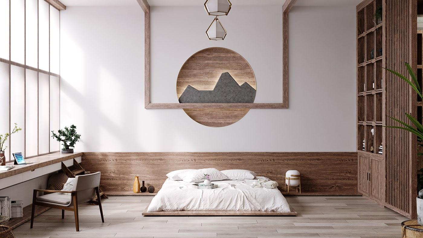 Người Nhật có sở thích nằm ngủ dưới sàn mang lại rất nhiều lợi ích cho sức khỏe