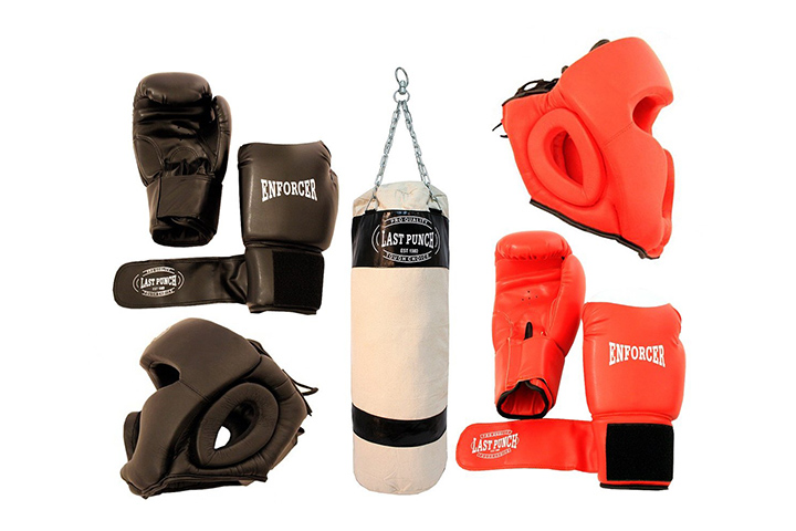 Dụng cụ võ thuật và dụng cụ tập Boxing chính hãng giá rẻ nhất